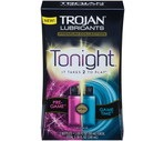 Trojan Lubricants Tonight It Takes Two to Play