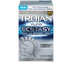 Trojan Ultrasmooth Lubricant Latex Condoms