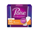 Poise Incontinence Microliners, Lightest Absorbency