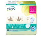 Tena Incontinence Pads For Women, Moderate Thin, Long, 32CT