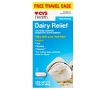 CVS Health Dairy Relief Fast Acting Caplets
