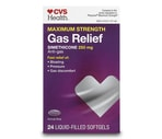 CVS Health Gas Relief Maximum Strength Softgels