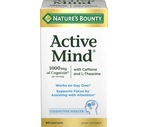 Nature's Bounty Active Mind, 60CT