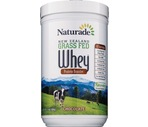 Naturade New Zealand Grass Fed Whey Protein Booster Chocolate, 17.79 OZ